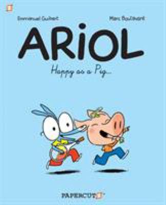 Ariol. 03, Happy as a pig--