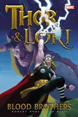 Thor & Loki. Blood brothers