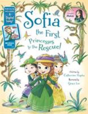 Princesses to the rescue!