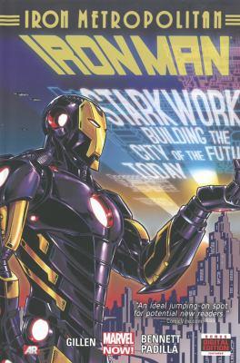 Iron Man. [Vol. 4] ; Iron Metropolitan