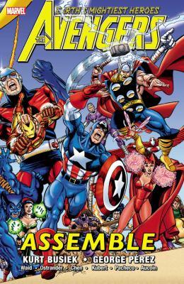 The Avengers. [Vol. 1], Assemble