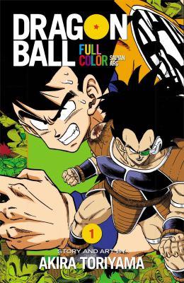 Dragon ball full color. Volume 1, Saiyan arc