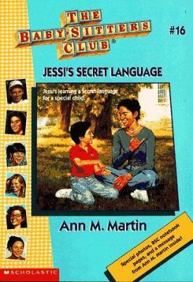 Jessi's secret language