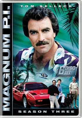 Magnum P.I. season three