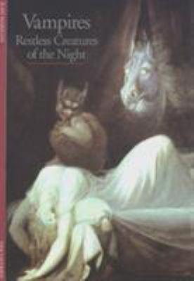 Vampires : restless creatures of the night