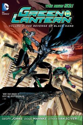 Green Lantern. Volume 2, The revenge of Black Hand