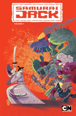 Samurai Jack. Volume 1, The threads of time / created by Genndy Tartakovsky ; written by Jim Zub ; art by Andy Suriano ; colors by Josh Burcham and Andy Suriano ; letters by Shawn Lee.