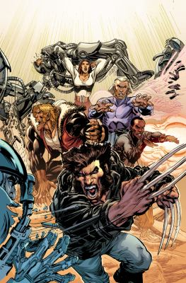First X-Men / Neal Adams, Christos Gage, writers ; Neal Adams, penciler ; Andrew Currie (#1-4), Neal Adams (#5), inkers ; Matthew Wilson, colorist ; VC's Clayton Cowles letterer.