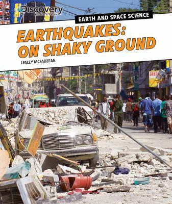 Earthquakes : on shaky ground