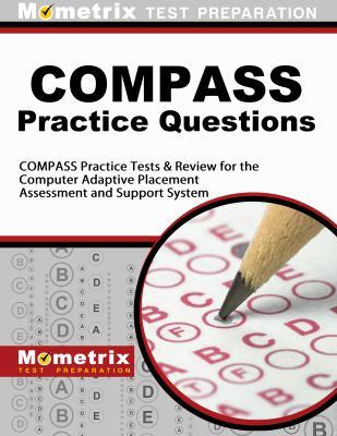 COMPASS exam practice questions.