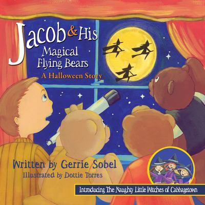 Jacob & his magical flying bears. A Halloween story \
