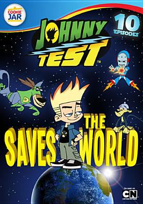Johnny Test saves the world