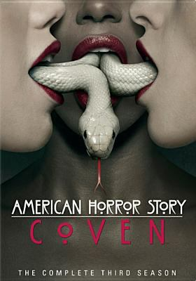 American horror story. Coven. The complete third season / created by Ryan Murphy and Brad Falchuk ; written by Ryan Murphy, Brad Falchuk, Tim Minear, James Wong [and others].