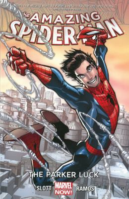 The amazing Spider-Man. The Parker luck