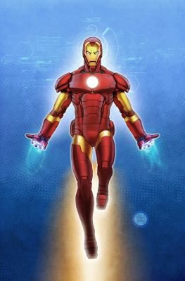 Iron Man. War of the iron men