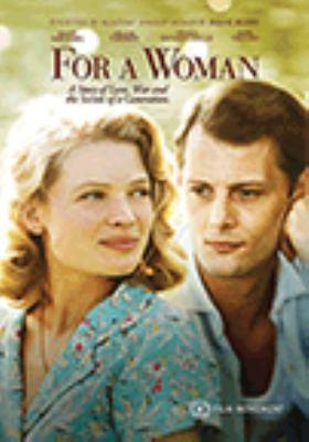 Pour une femme = for a woman