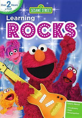 Sesame Street : learning rocks