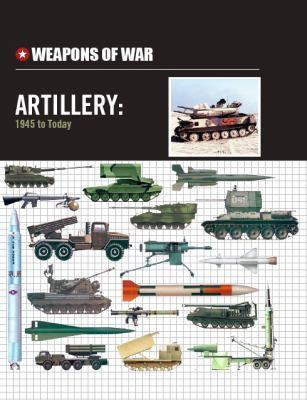 Artillery : 1945 to today