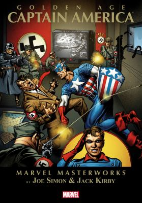 Golden age Captain America. Volume 1