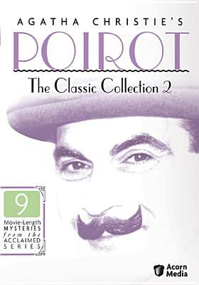 Agatha Christie's Poirot. The classic collection 2