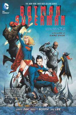 Batman/Superman. Volume 2, Game over