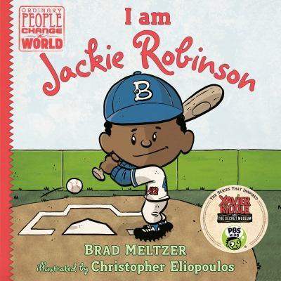 I am Jackie Robinson