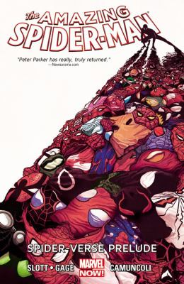 The amazing Spider-Man. 2, Spider-verse prelude / letterers, Chris Eliopoulos.