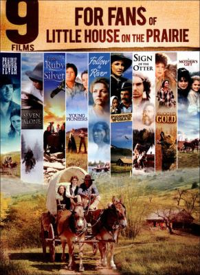 9 films : for fans of little house on the prairie.