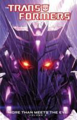 The Transformers. More than meets the eye. Volume 2