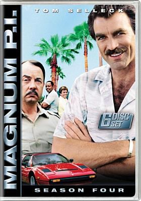 Magnum, P.I. Season four / Universal Studios ; produced in association with Belisarius Productions, Inc. and Glen A. Larson Productions.