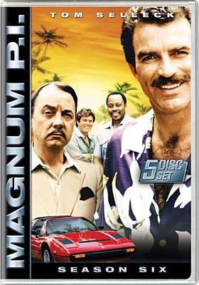 Magnum P.I. Season six