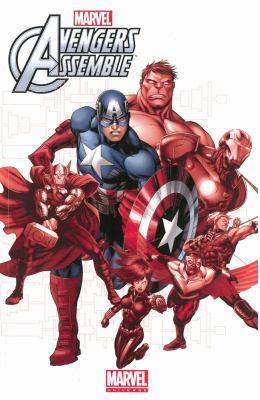 Marvel Avengers Assemble. Volume 2
