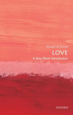 Love : A Very Short Introduction