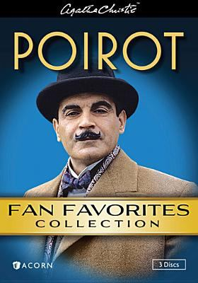 Poirot. Fan favorites collection : Murder on the Orient Express. Hercule Poirot's Christmas. The mysterious affair at Styles. The ABC murders. The adventure of the Egyptian tomb.  Four and twenty blackbirds