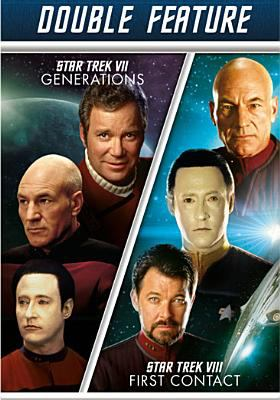 Star Trek VII. Generations. First contact