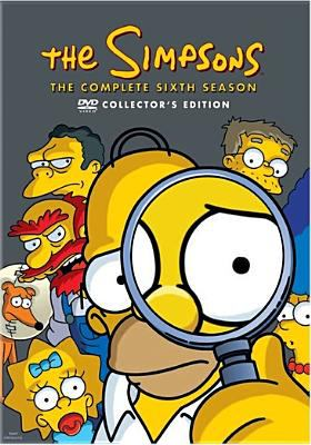 The Simpsons. The complete sixth season