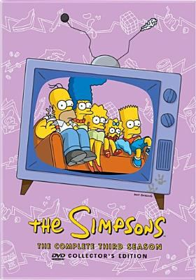 The Simpsons. The complete third season
