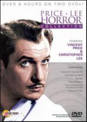 Price, Lee horror collection.