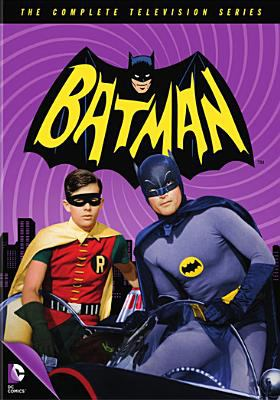 Batman : the complete television series.