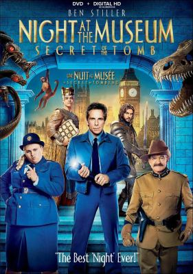 Night at the museum. Secret of the tomb