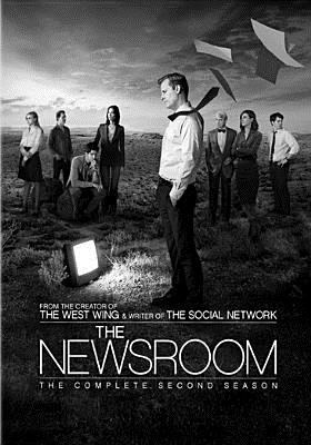 The newsroom. The complete second season