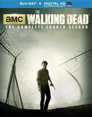 The walking dead. The complete fourth season