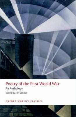 Poetry of the First World War : an anthology