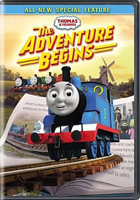Thomas & friends. The adventure begins.