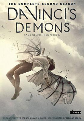 Da Vinci's demons. The complete second season
