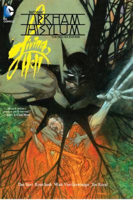 Batman: Arkham Asylum : living hell, the deluxe edition