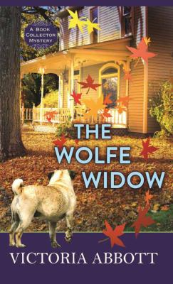 The Wolfe widow : a book collector mystery