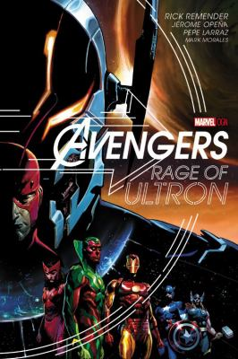Avengers. Rage of Ultron