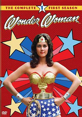 Wonder woman. Complete 1st season