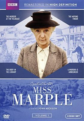 Agatha Christie's Miss Marple. Volume 1.